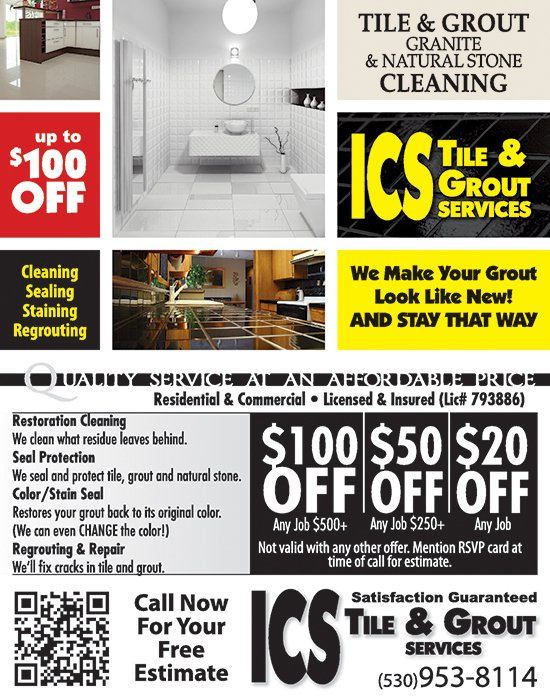 ICS Tile & Grout