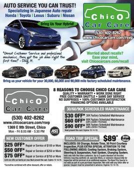 Chico Car Care