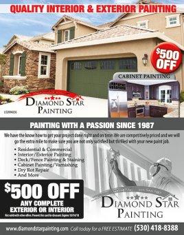 Diamond Star Painting