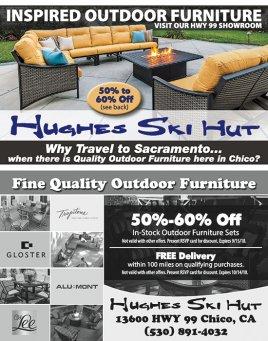 Hughes Ski Hut