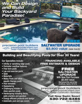 Precision Pool Builders
