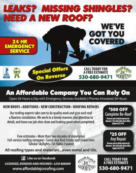 Affordable JC Roofing