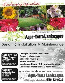 Aqua Terra Landscaping