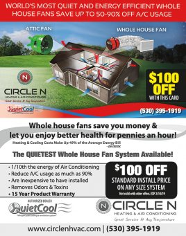 Circle N Heating & Air Conditioning