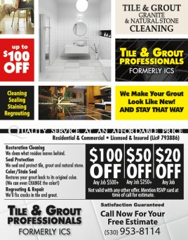 ICS Tile & Grout Services