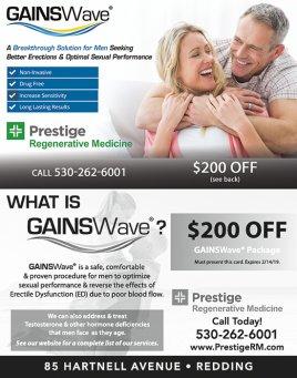 Prestige Regenerative Medicine - GAINSWave