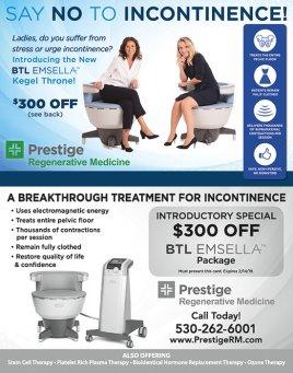 Prestige Regenerative Medicine