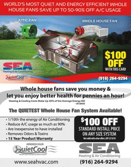 Sea Heating & Air Conditioning