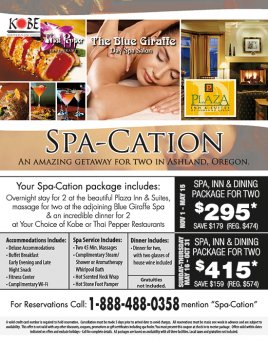Spa-Cation